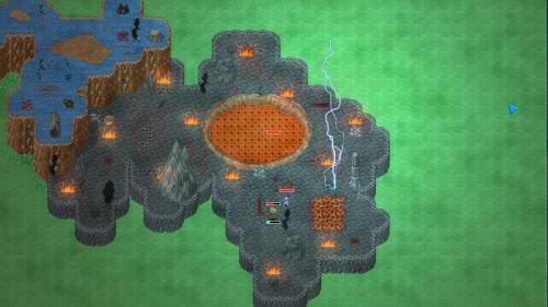 Voici la version 0.5.0 de DBZ LRDS (ALPHA OUVERTE) | Actualités - Dragon Ball Z - La Rage des Saiyens | MMORPG 2D DBZ 2021